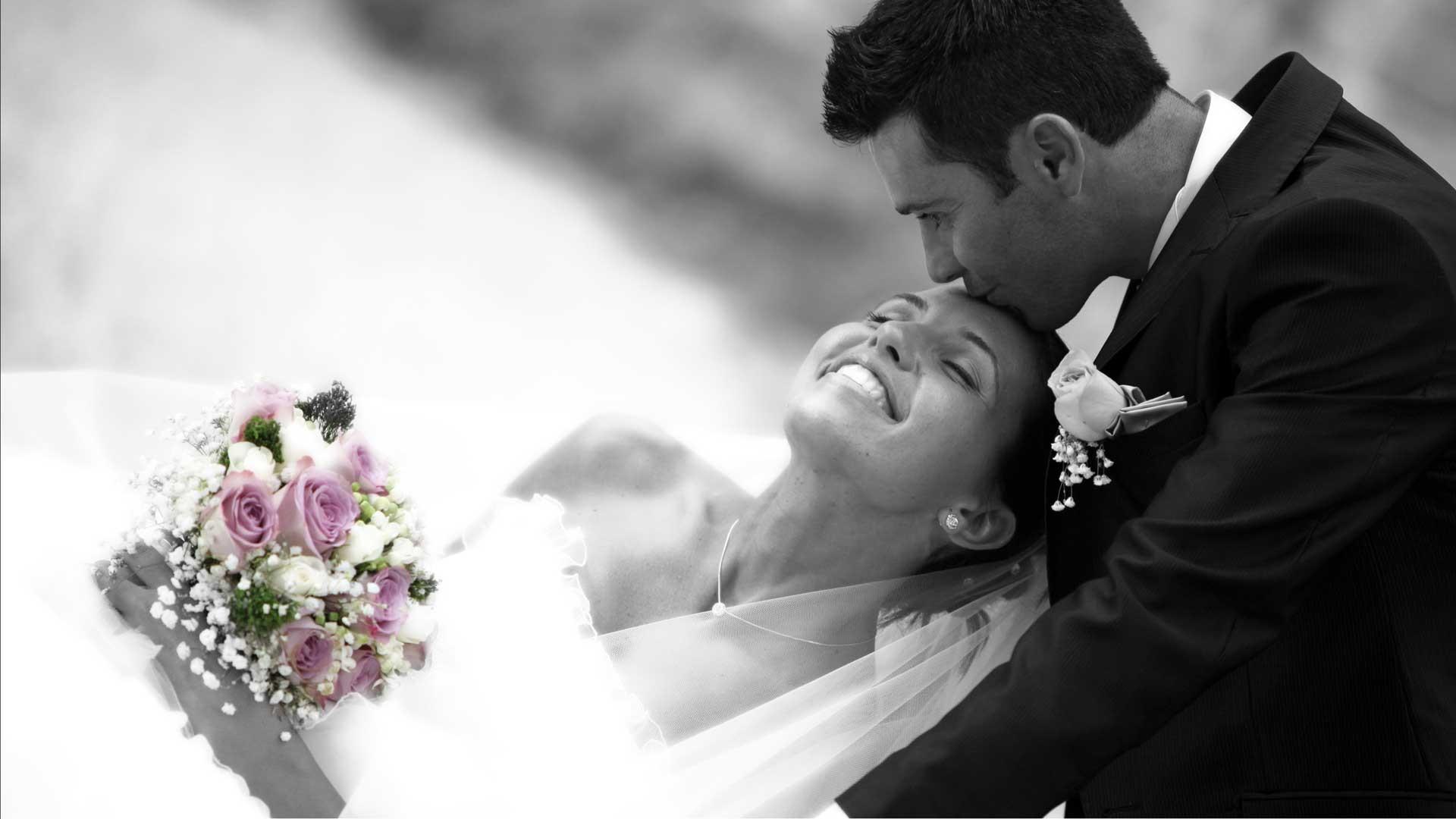Foto sposi Roberta e Gianluca