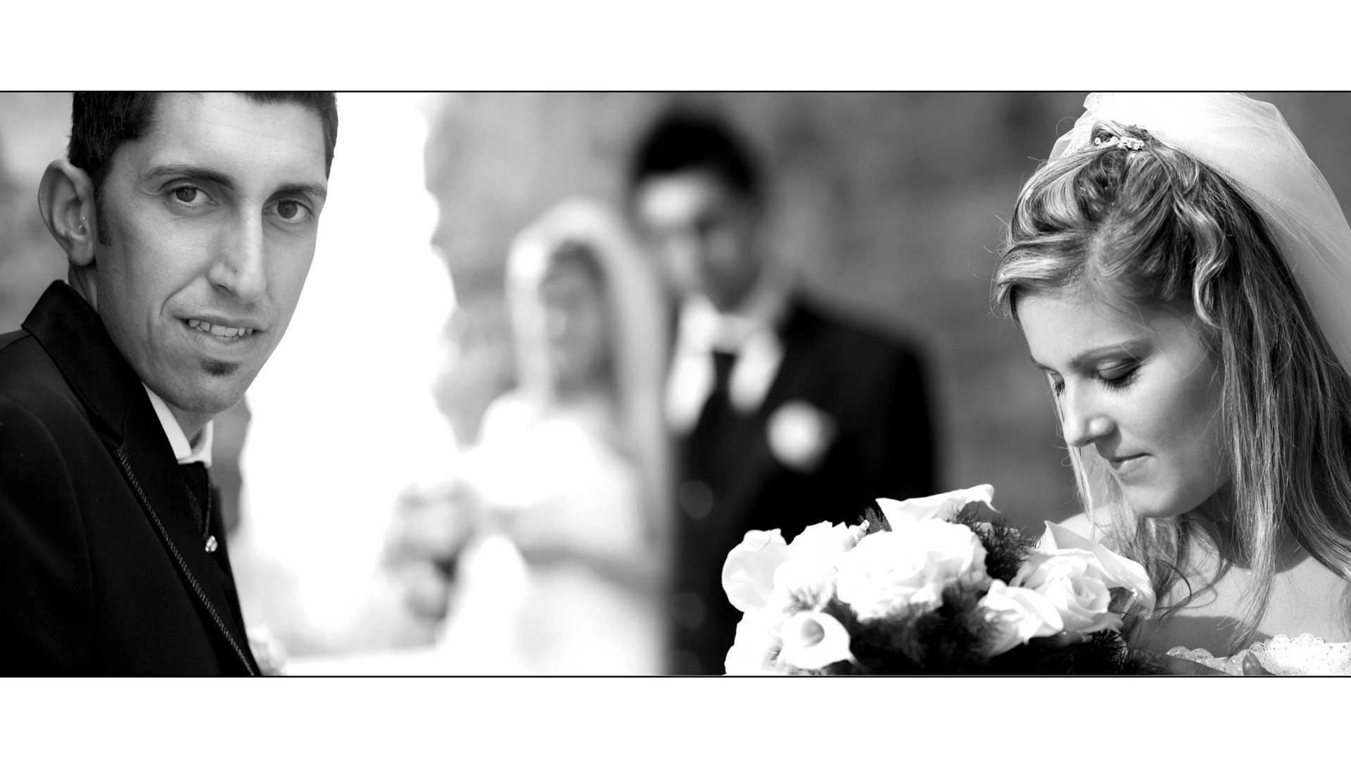 Foto sposi Massimo e Valentina
