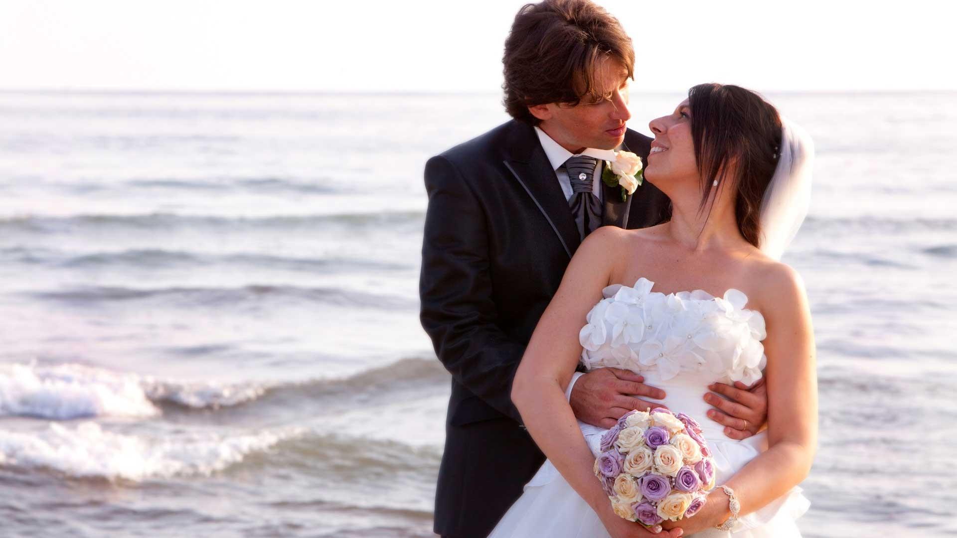 Foto sposi Rossana e Mirco