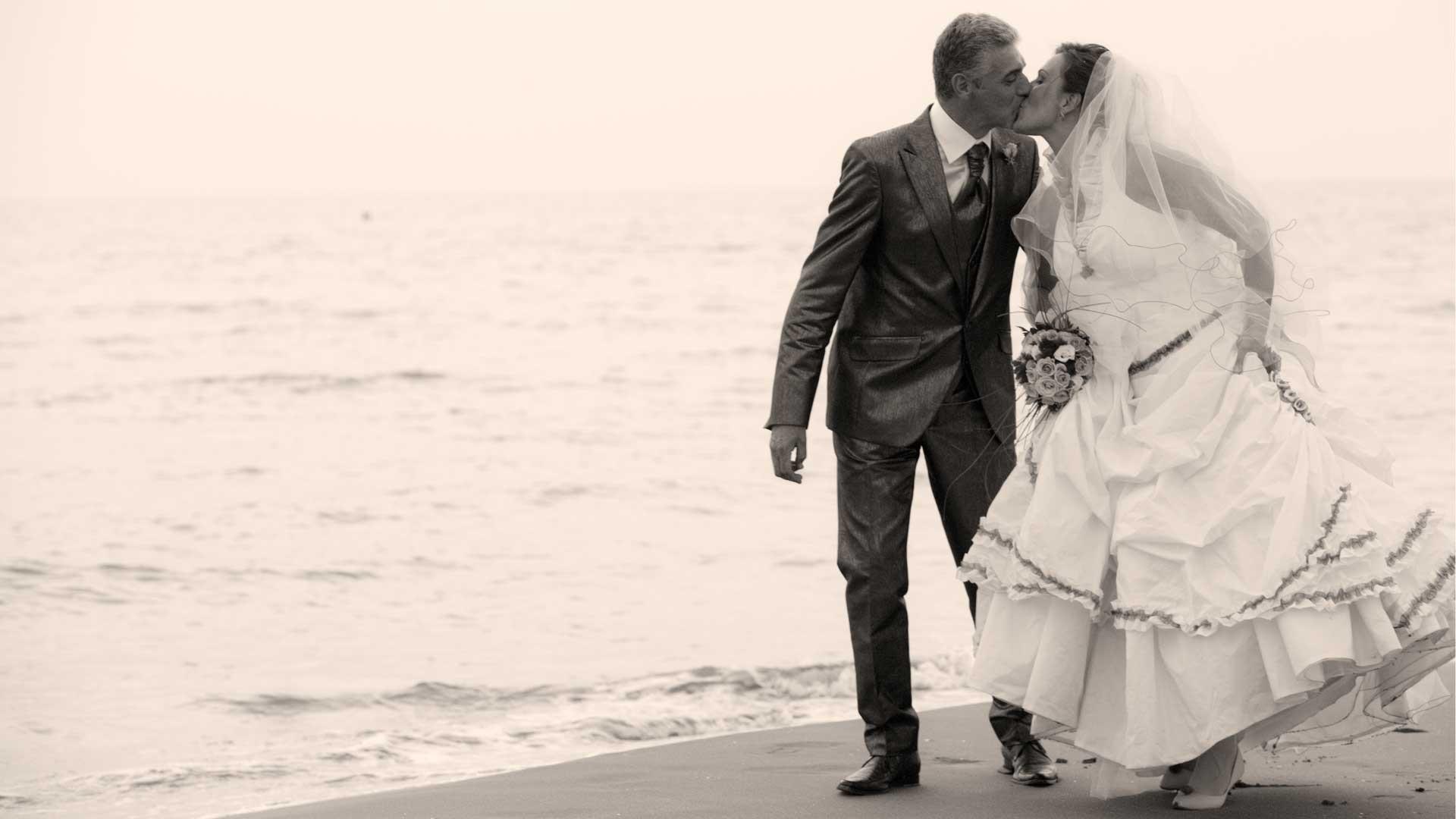 Foto sposi Francesca e Luciano