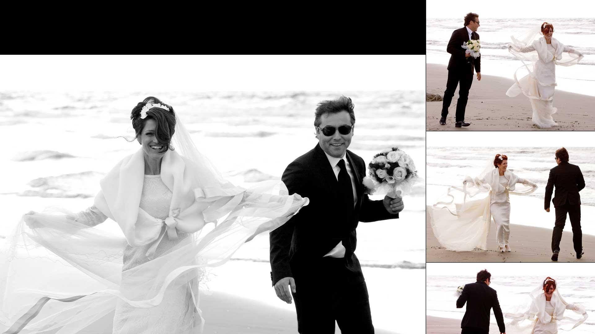 Foto sposi Cristina e Luca