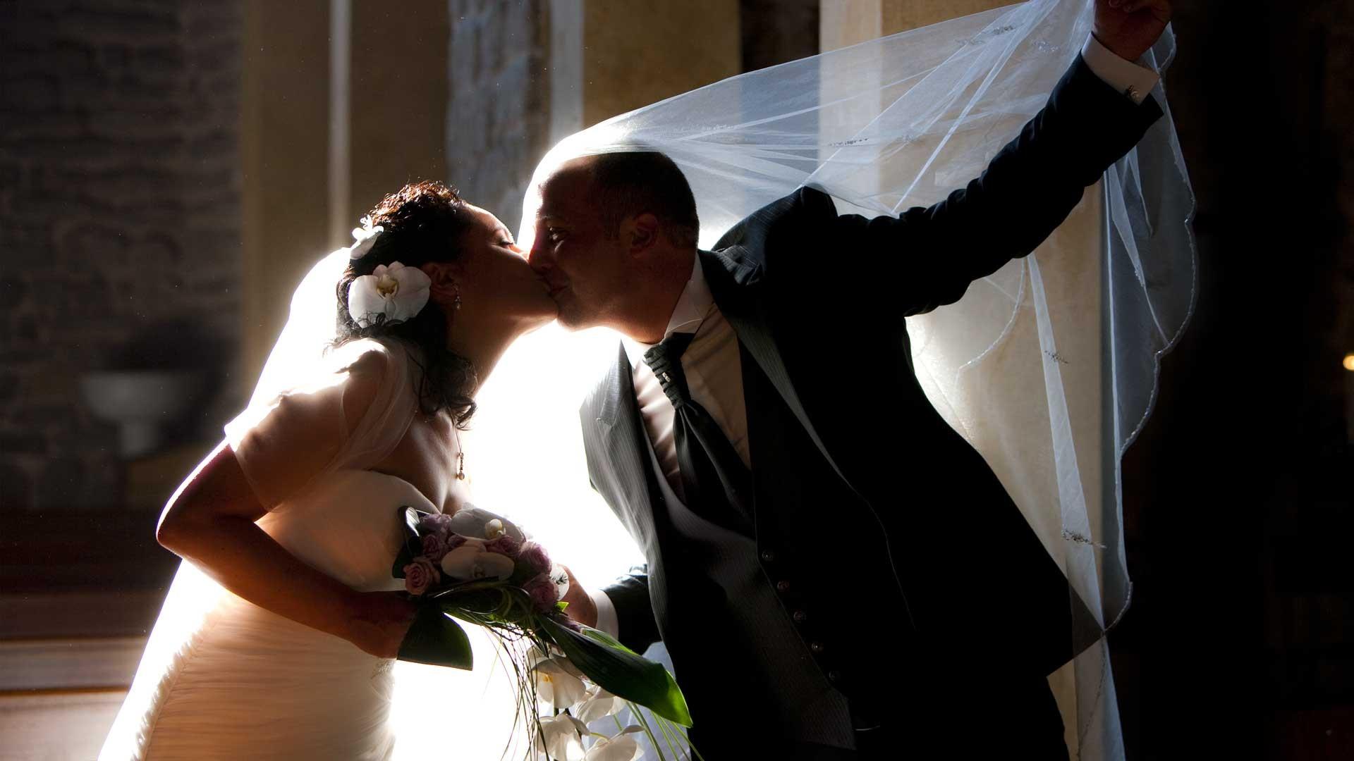 Foto sposi Matteo e Cristina